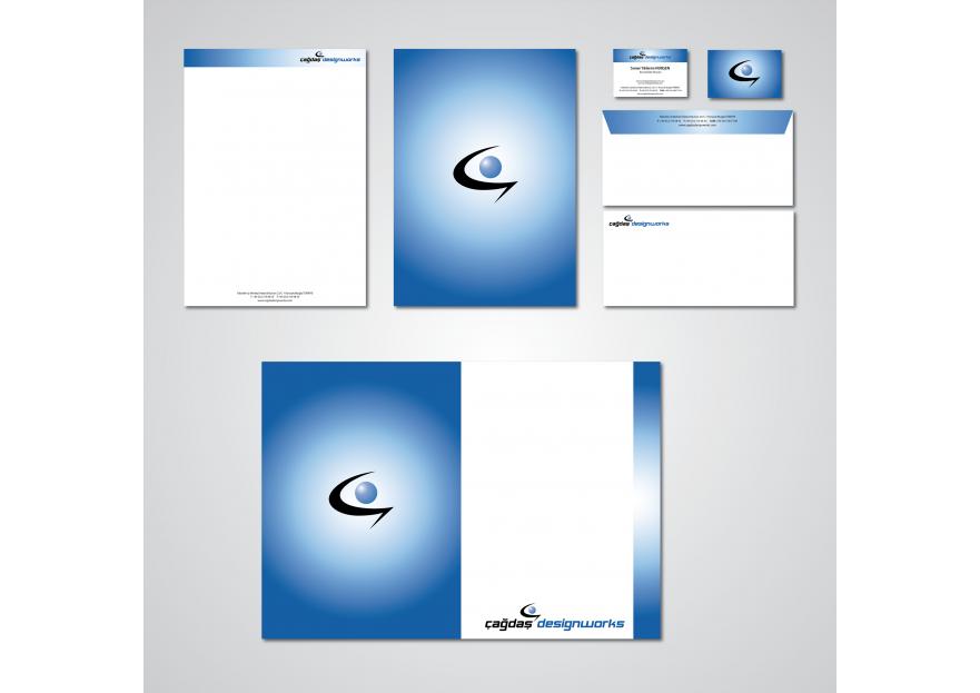 Acil kurumsal kimlik!!!! yarışmasına tasarımcı Sapphire_Design tarafından sunulan  tasarım