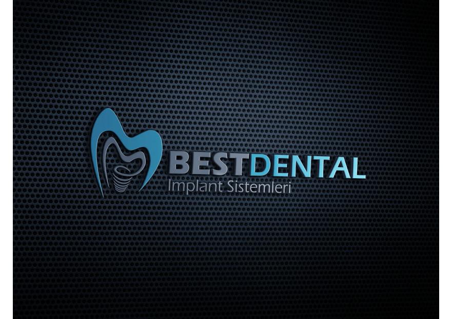 Best Dental Yeni logosunu arıyor yarışmasına tasarımcı Art_Design™ tarafından sunulan  tasarım