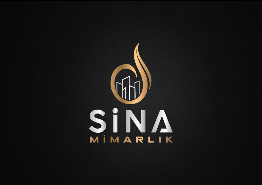 Sina Mimarlık Logosunu arıyor yarışmasına tasarımcı ARARAT tarafından sunulan  tasarım