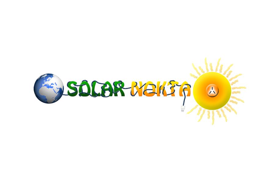solarnokta şirketi Logo Tasarım  yarışmasına tasarımcı TRantula87 tarafından sunulan  tasarım