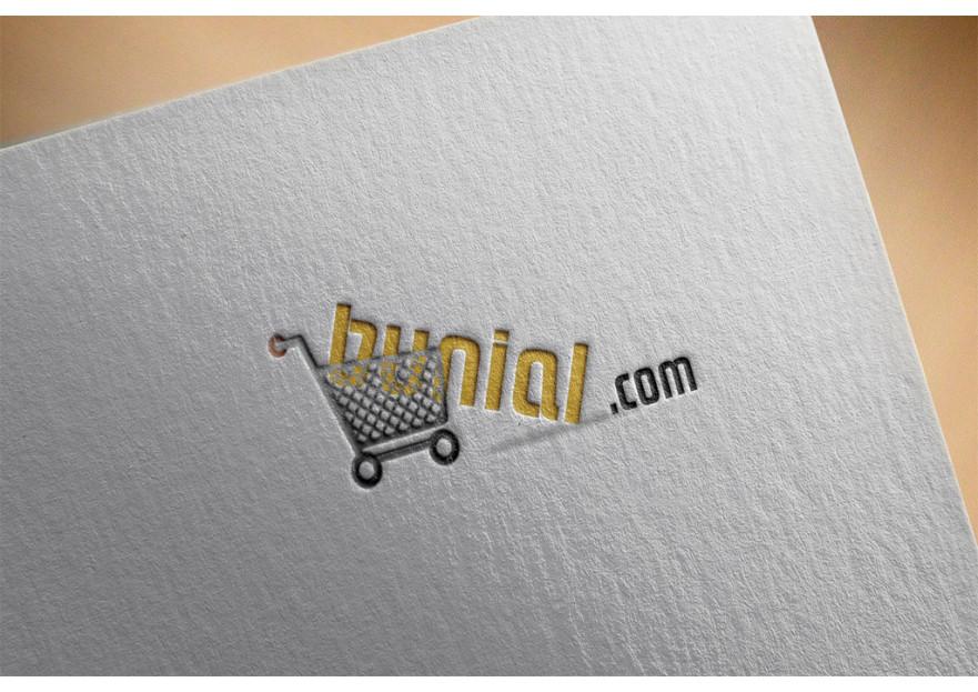 ALIŞVERİŞ SİTESİ İÇİN LOGO yarışmasına tasarımcı peerless tarafından sunulan  tasarım