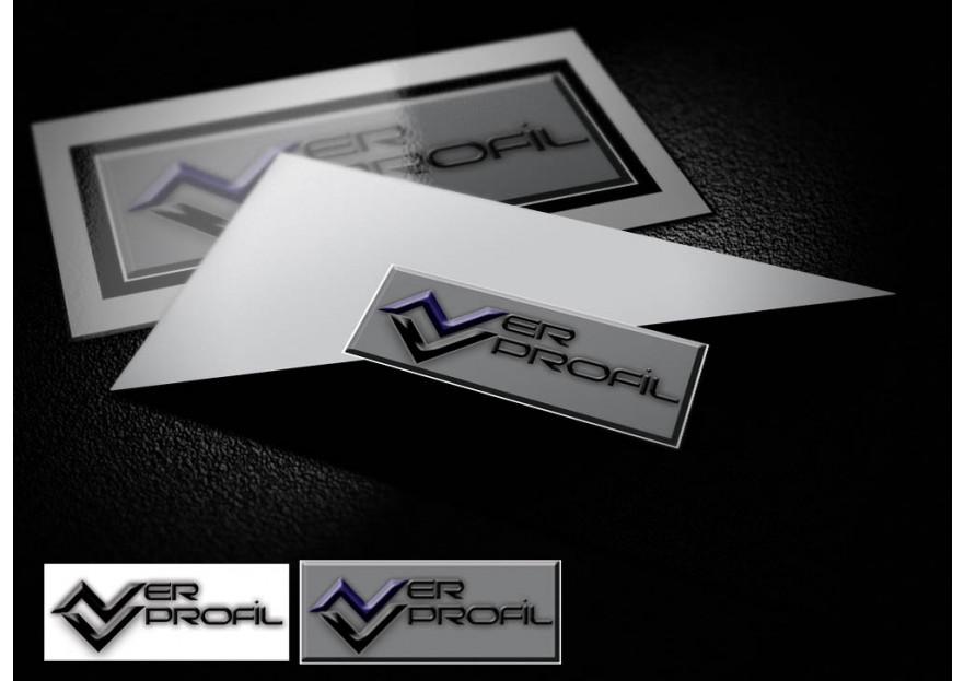 PVC PROFİLİ İÇİN LOGO yarışmasına tasarımcı a_unal5 tarafından sunulan  tasarım