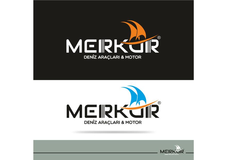 Deniz Sektöründeki Şirketimize Logo yarışmasına tasarımcı Logo Runlog tarafından sunulan  tasarım