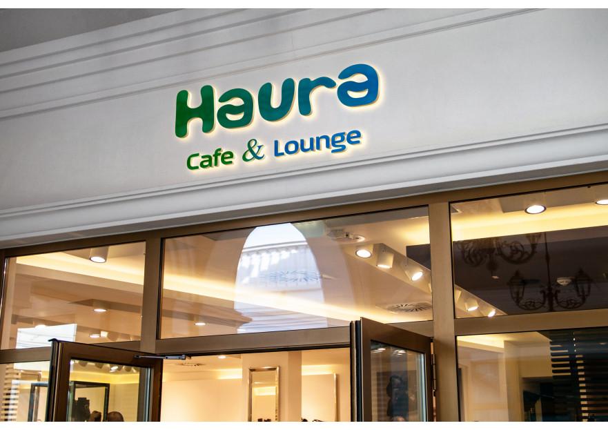HAURA CAFE LOUNGE yarışmasına DEMİR Reklam tarafından girilen tasarım