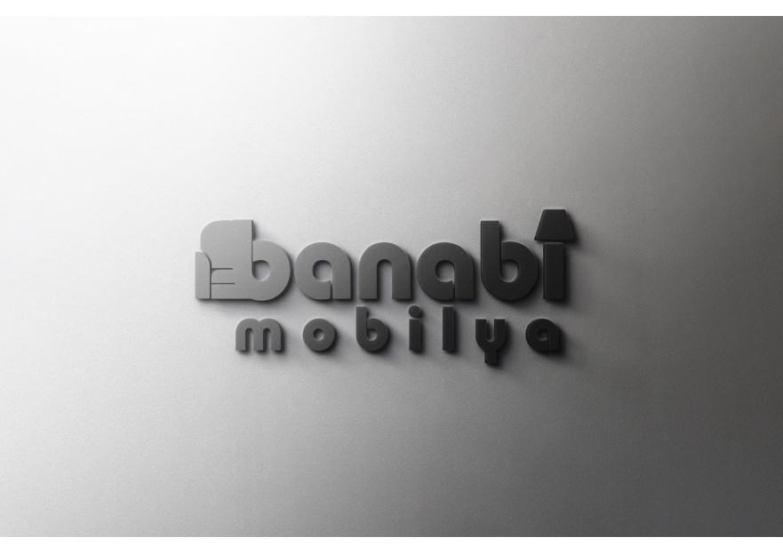 Online Mobilya Mağazası için Logo  yarışmasına ZeynepK tarafından girilen tasarım