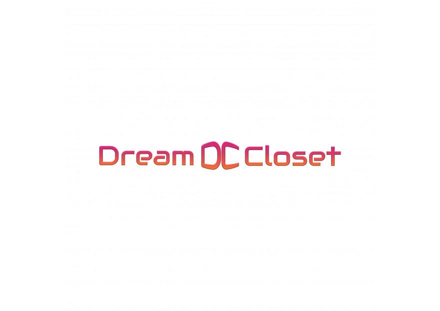 DreamCloset.net Logo yarışmasına tasarımcı venom tarafından sunulan  tasarım