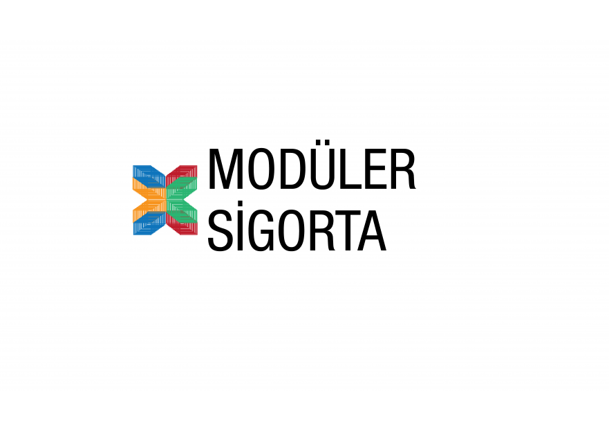 Modüler Sigorta Logo Tasarımı yarışmasına tsrmtsrm tarafından girilen tasarım