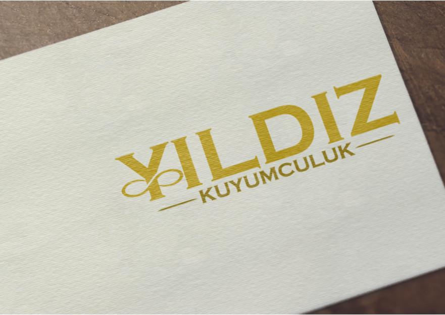 KUYUMCU LOGOSU  yarışmasına tasarımcı 48eylül tarafından sunulan  tasarım