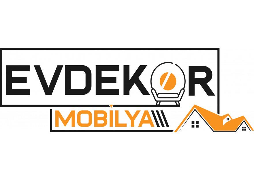 EV DEKOR MOBİLYA FİRMAMIZA YENİ LOGO  yarışmasına tasarımcı Dgkn_design tarafından sunulan  tasarım