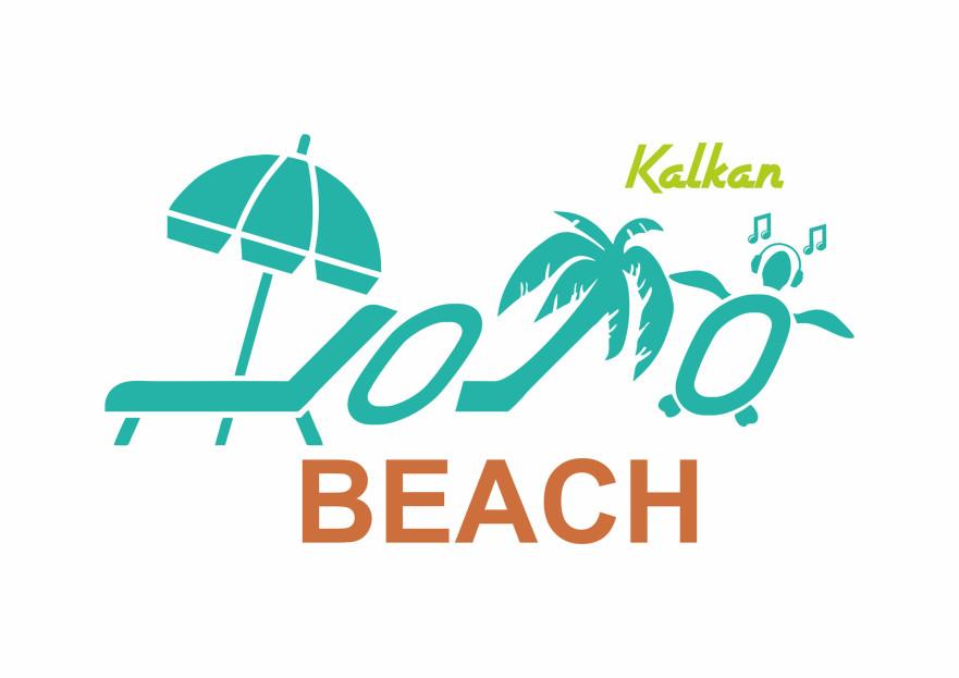 Beach club (özel plaj işletmesi) logo  yarışmasına aysedesign tarafından girilen tasarım