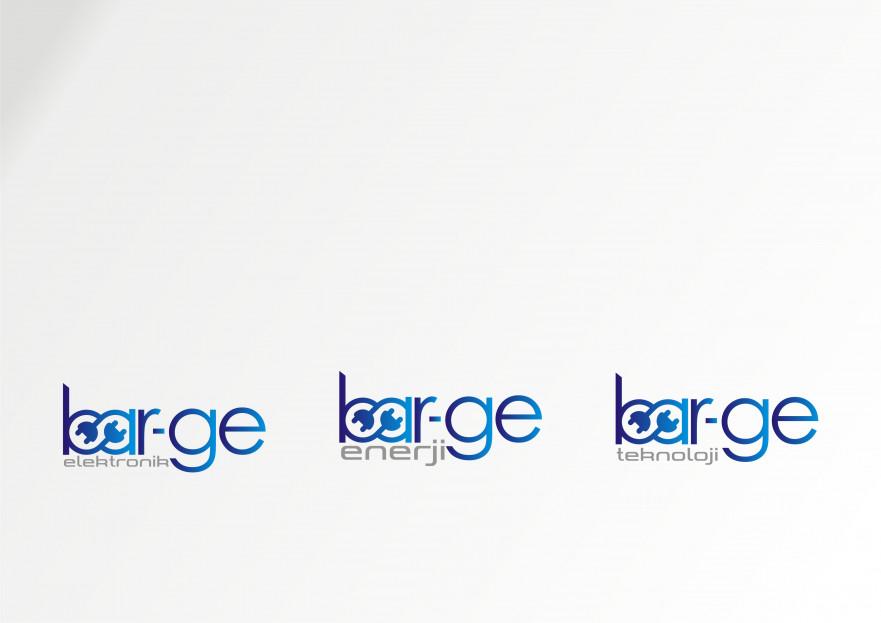 BAR-GE Elektronik için LOGO tasarımı yarışmasına Memo tarafından girilen tasarım