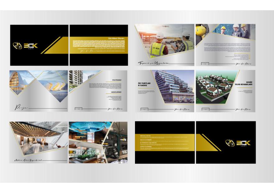 YAPILARA ANLAM KATIYORUZ.  yarışmasına tasarımcı graphic_designur tarafından sunulan  tasarım