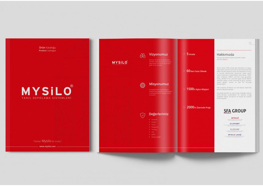 KALİTEMİZİ YANSITAN ÜRÜN KATALOĞU... yarışmasına tasarımcı yuygun tarafından sunulan  tasarım