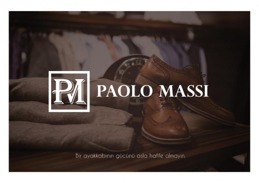 Erkek deri ayakkabı logo tasarımı yarışmasına tasarımcı AMG Design tarafından sunulan  tasarım