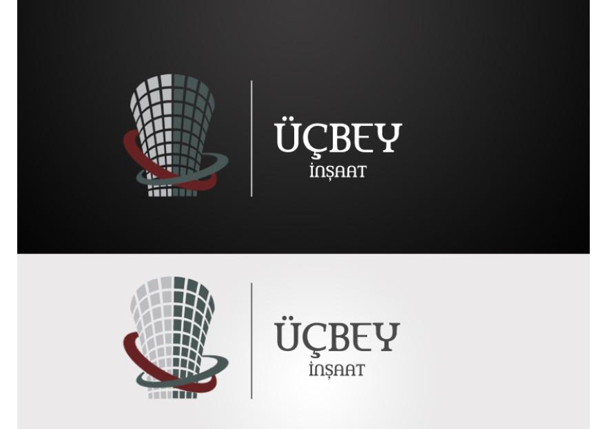 Müteahhitlik firmamıza logo tasarımı yarışmasına Bgmidmn tarafından girilen tasarım