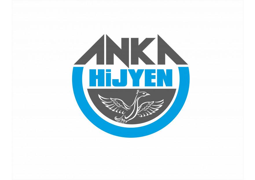 Anka Hijyen Firmamız İçin Logo İhtiyacı yarışmasına tasarımcı yalcinbekleri tarafından sunulan  tasarım