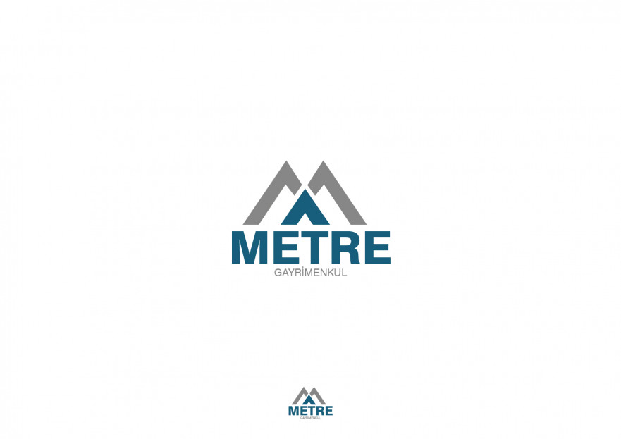 Gayrimenkul Firmamıza Logo  yarışmasına tasarımcı hulumet tarafından sunulan  tasarım