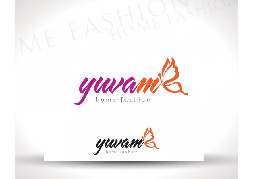 Ev Tekstili  Logo Tasarımı yarışmasına tasarımcı ozge tarafından sunulan  tasarım