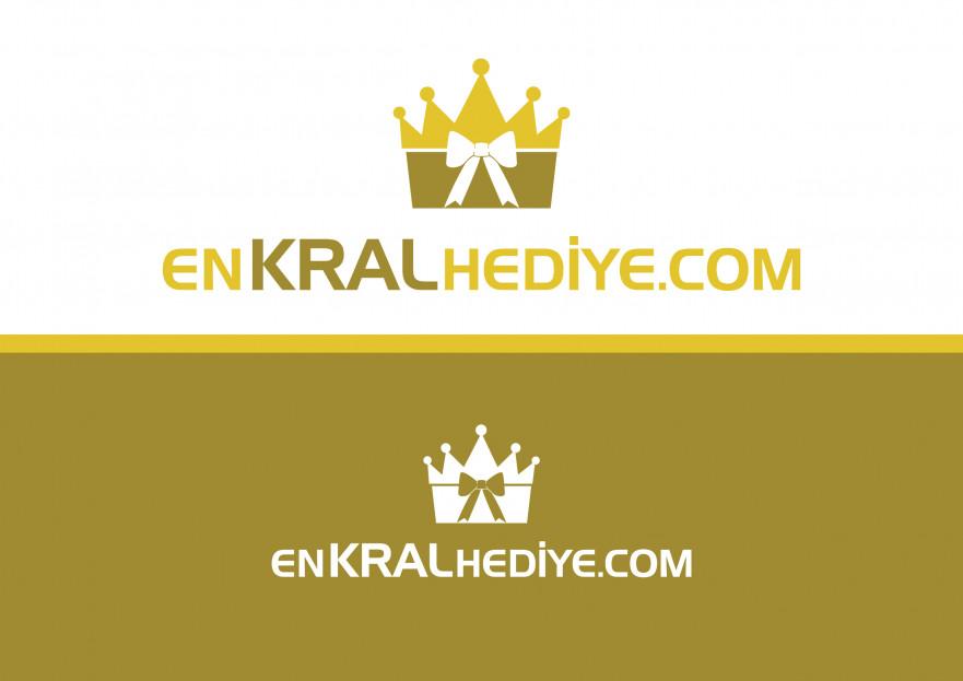 Hediyelik Eşya Sitemiz İçin Logo yarışmasına •Peregrine• tarafından girilen tasarım