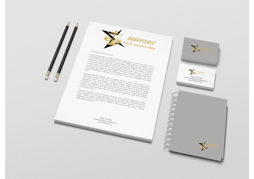 SOYADIMIZ HUKUK BÜROMUZA LOGO OLSUN yarışmasına tasarımcı DesCREA tarafından sunulan  tasarım