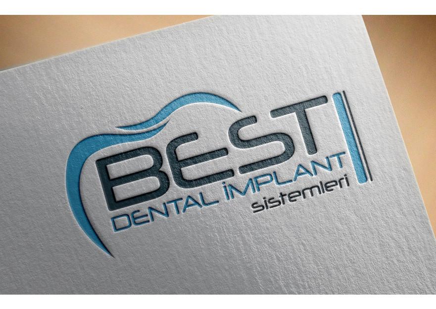 Best Dental Yeni logosunu arıyor yarışmasına tasarımcı SuleDesigner tarafından sunulan  tasarım