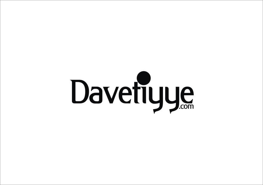 Davetiye E-Ticaret Sitesi Logo Tasarımı yarışmasına tasarımcı RΛPİDO ™ tarafından sunulan  tasarım