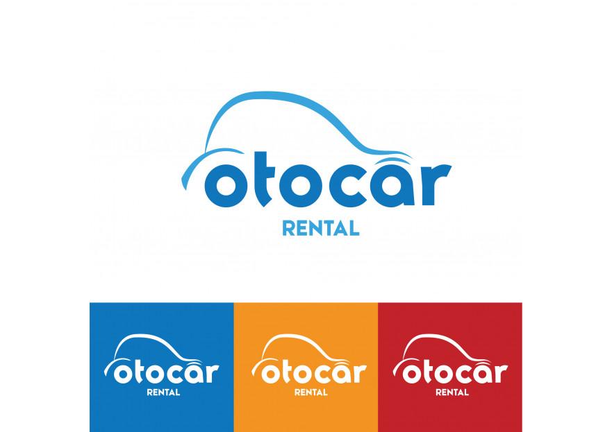 OTOCAR RENTAL LOGOSUNU ARIYOR yarışmasına Visual artist tarafından girilen tasarım