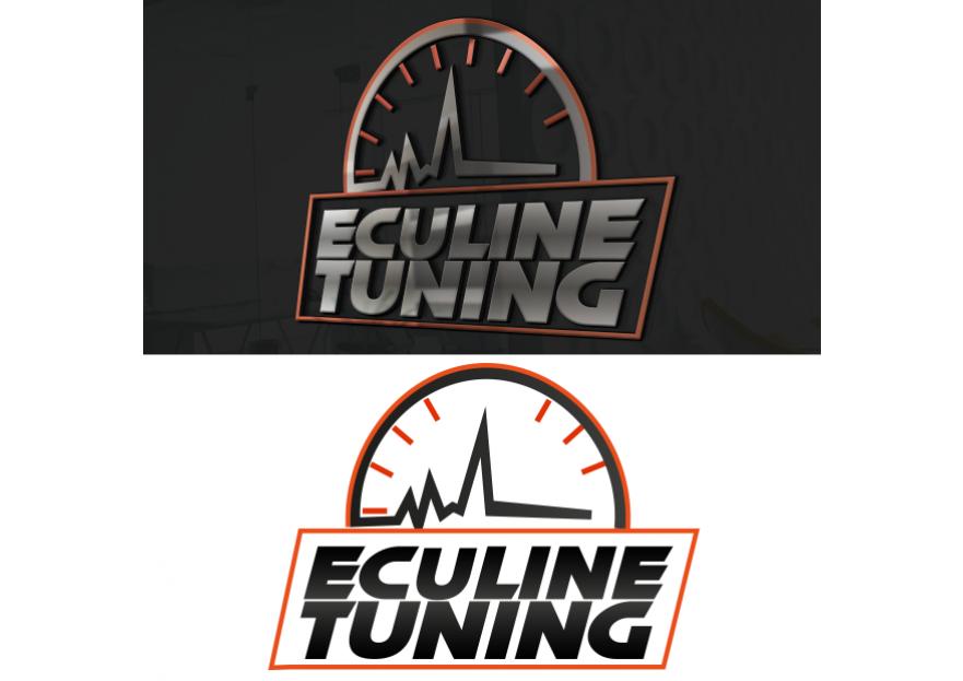 Ecu performance and Chip Tuning yarışmasına tasarımcı Grafikalite tarafından sunulan  tasarım