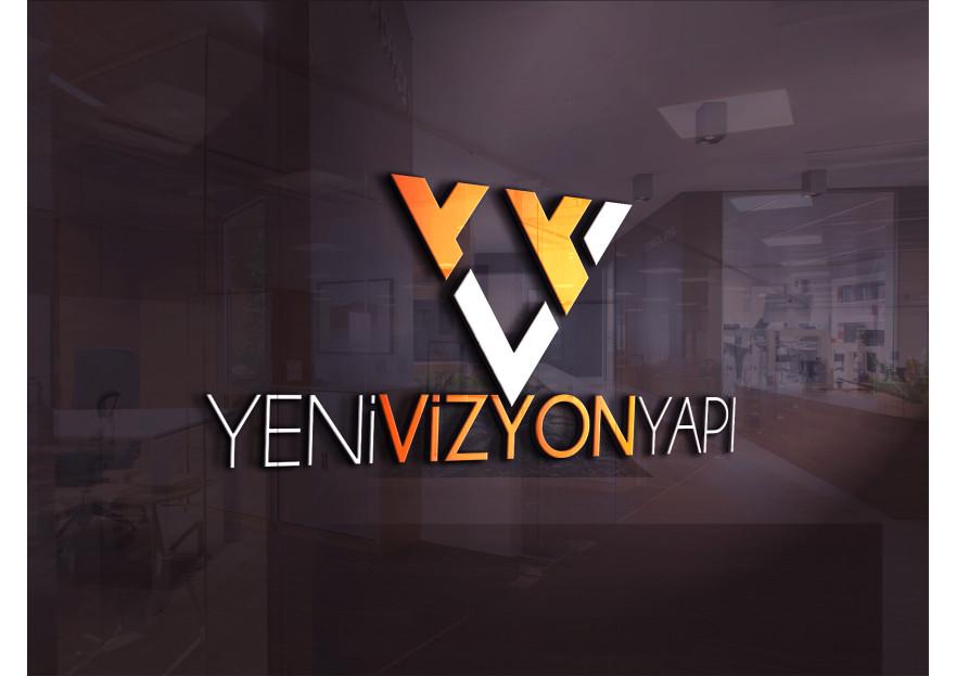 Vizyon Katacak bir Logo !! yarışmasına tasarımcı SerkanYANIKSES tarafından sunulan  tasarım