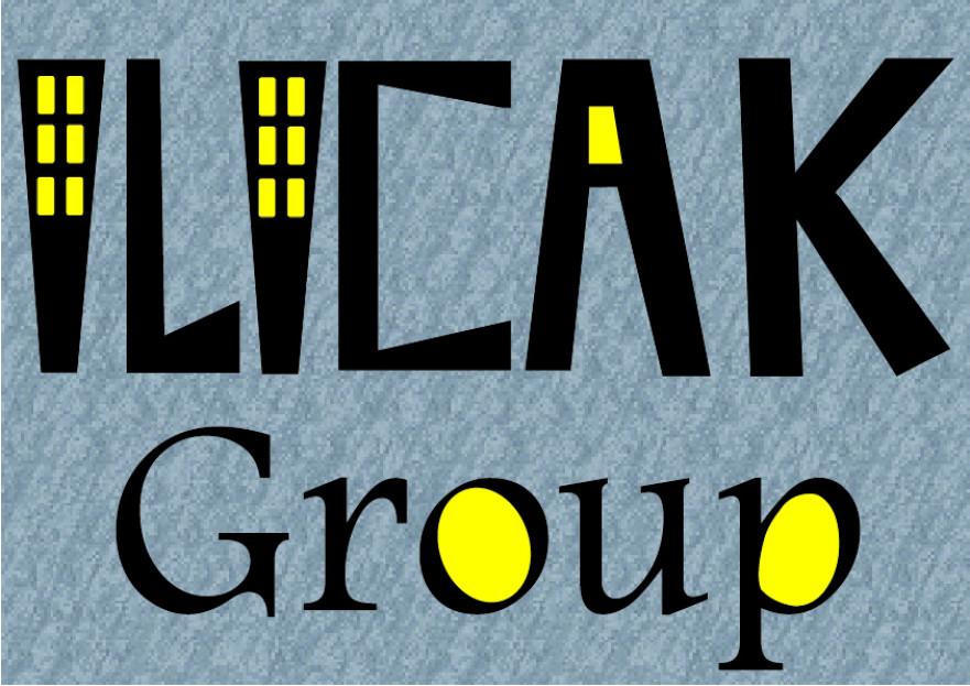 Ilıcak Group Logo Tasarımı yarışmasına tasarımcı mertozyer tarafından sunulan  tasarım
