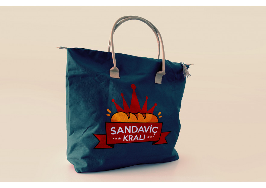 SANDAVİÇ KRALI LOGOSUNU ARIYOR yarışmasına GEZEGENGRΛFİK™ tarafından girilen tasarım