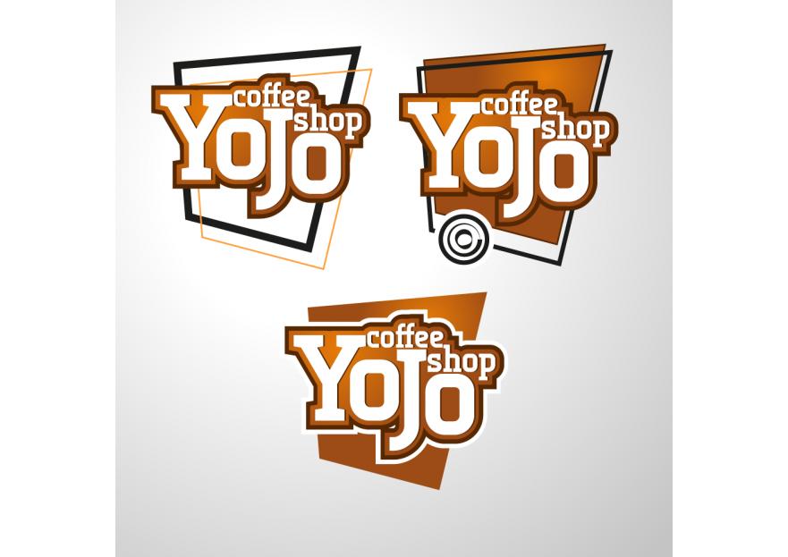Kahveci Logosu yarışmasına tasarımcı ahmettt tarafından sunulan  tasarım