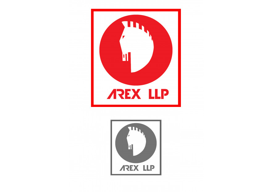 AREX LLP Logo Tasarımı yarışmasına tasarımcı FEsanatevi tarafından sunulan  tasarım