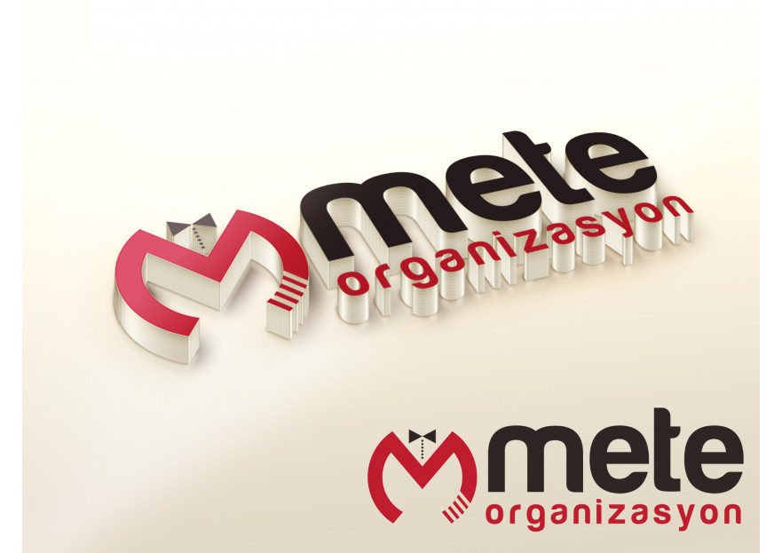 METE ORGANİZASYON yarışmasına YUSUFOGLU tarafından girilen tasarım