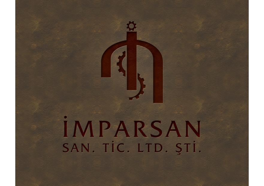 İMPARSAN SAN. TİC. LTD. Logo tasarımı yarışmasına tasarımcı CBDesign tarafından sunulan  tasarım