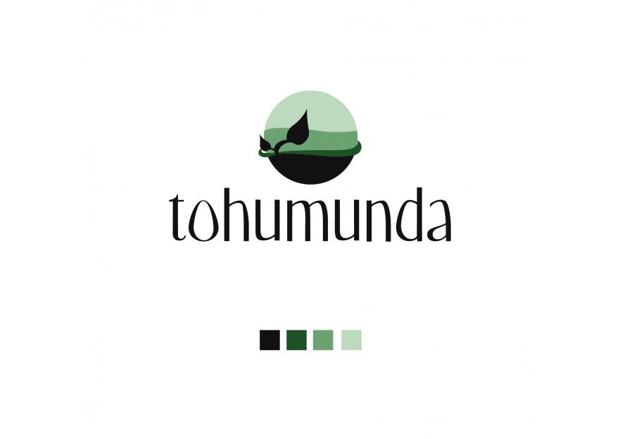 Taze ve Doğal Gıdalarımız için Logo yarışmasına tasarımcı moondes tarafından sunulan  tasarım