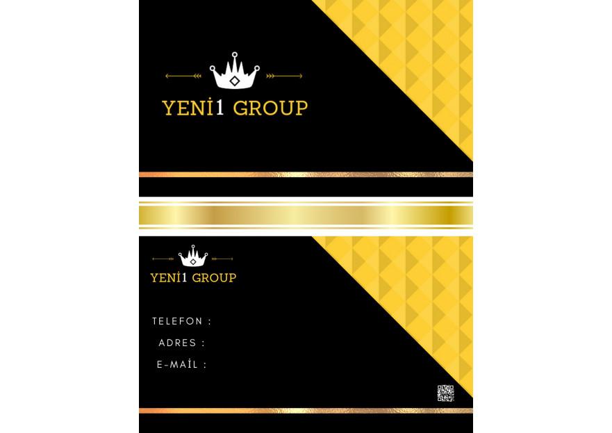 İnsan kaynakları için logo ve kartvizit  yarışmasına tasarımcı Alquee tarafından sunulan  tasarım
