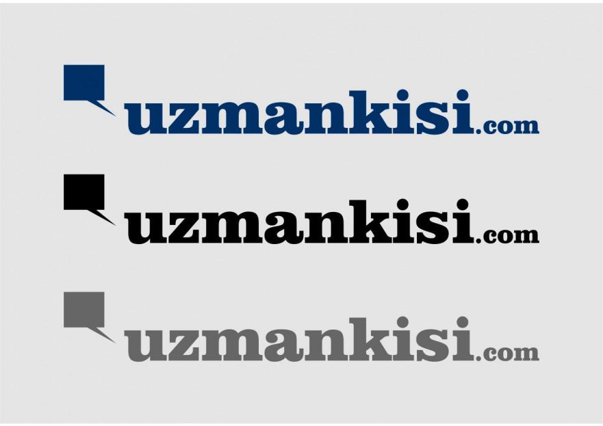 Uzman arama portalı için logo çalışması yarışmasına abrkndr tarafından girilen tasarım