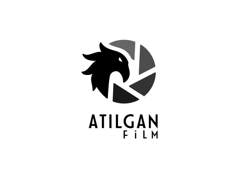 Film şirketim için  logo tasarımı yarışmasına Oğuz D. tarafından girilen tasarım