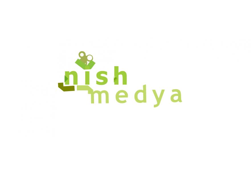 NİSH MEDYA LOGO YARIŞMASI yarışmasına mftturk tarafından girilen tasarım
