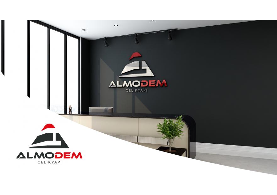 ALMODEM FİRMAMIZA LOGO ÇALIŞMASI yarışmasına tasarımcı Logoritma tarafından sunulan  tasarım