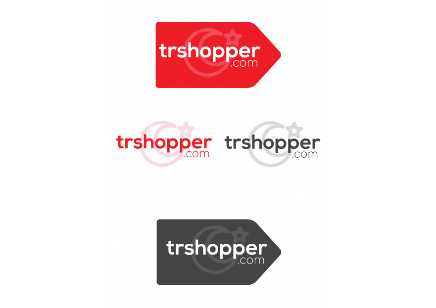 E-ticaret sitemiz için logo yarışmasına tasarımcı mrycn tarafından sunulan  tasarım