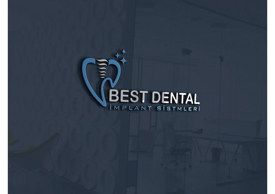 Best Dental Yeni logosunu arıyor yarışmasına tasarımcı ARARAT tarafından sunulan  tasarım