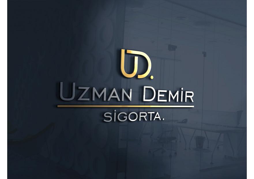 Sigorta Şirketi logo yarışmasına tasarımcı huboz tarafından sunulan  tasarım