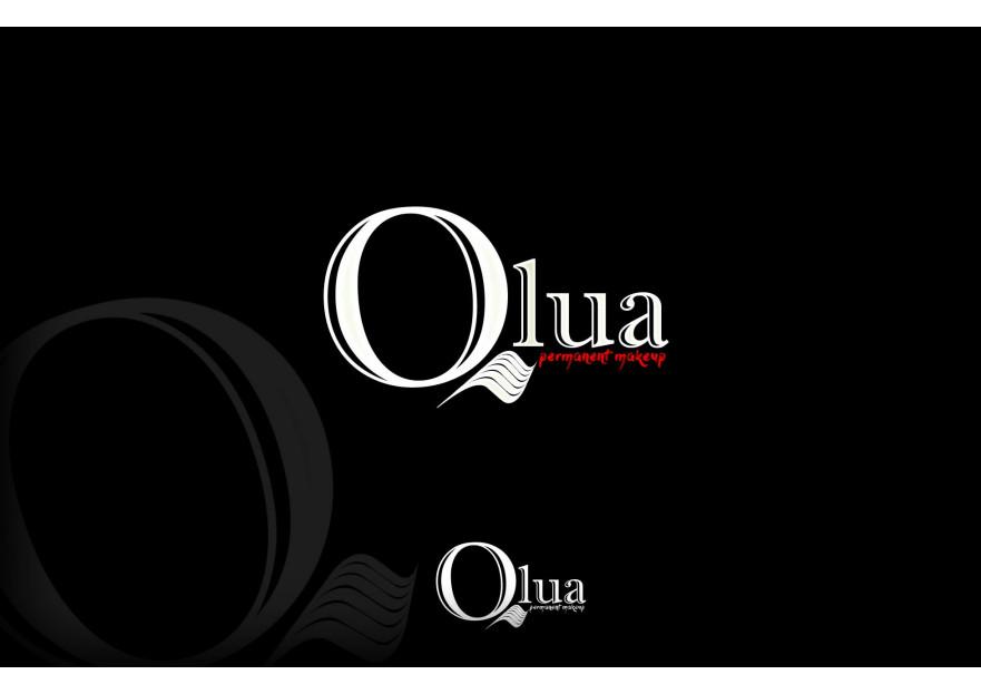 Qlua markamıza LOGO çalışması yarışmasına tasarımcı R A M C A tarafından sunulan  tasarım