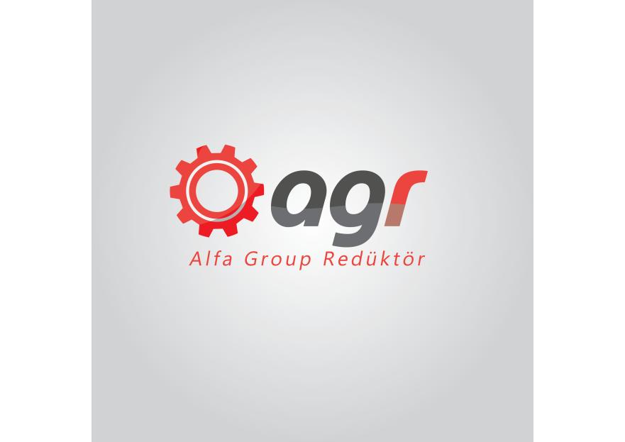 Alfa Group Redüktör Kurumsal Logo yarışmasına Thomas Bewick tarafından girilen tasarım