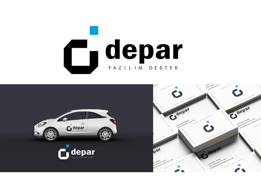 Yazılım için logo yarışmasına Kalzeno tarafından girilen tasarım