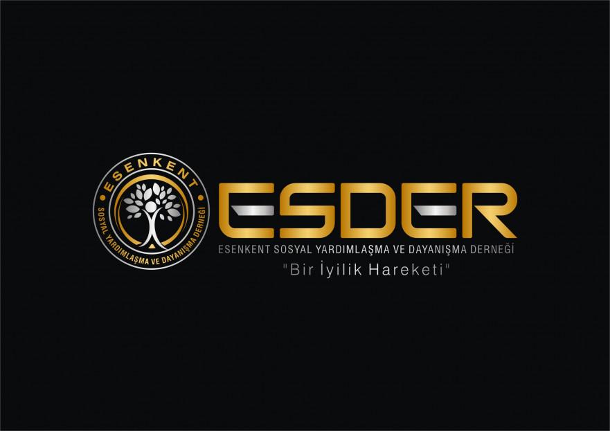 Yardımlaşma Derneği Logo Tasarımı yarışmasına tasarımcı RΛPİDO ™ tarafından sunulan  tasarım