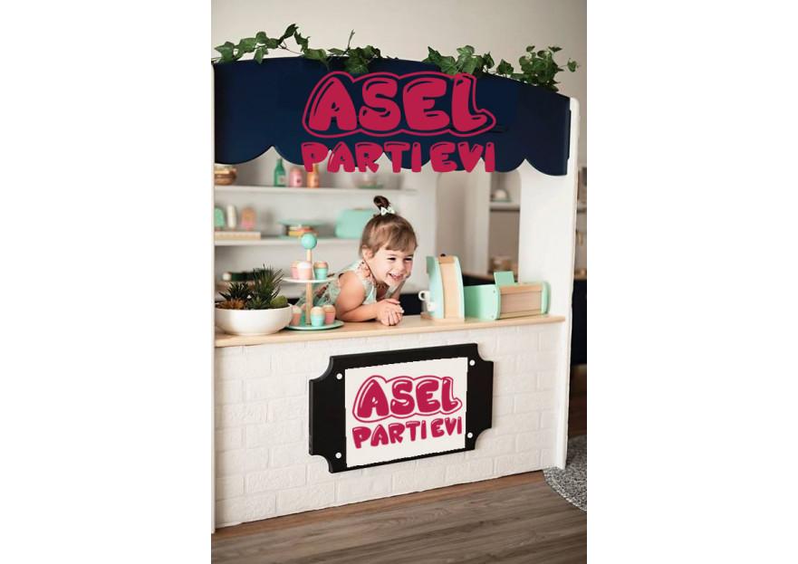 çocuk parti evi yarışmasına tasarımcı ege10 tarafından sunulan  tasarım