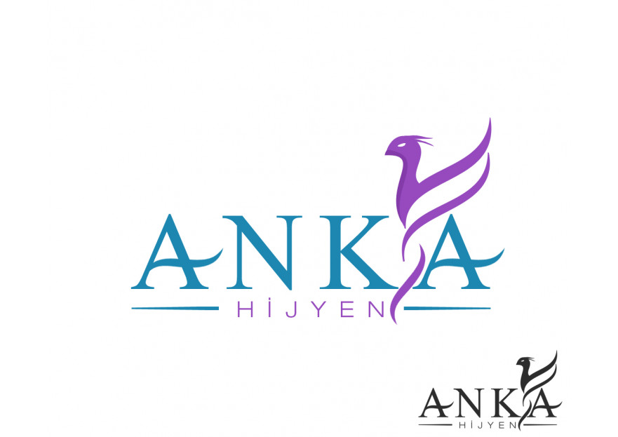 Anka Hijyen Firmamız İçin Logo İhtiyacı yarışmasına tasarımcı A. GÜLER tarafından sunulan  tasarım